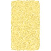Shaggy Raggy Yellow Rug