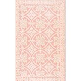 Romantic Chic Romantic Lace Rosa Rug