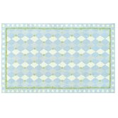 Harlequin Light Blue Kids Rug