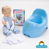 Potty Training in One Day - The Complete System for Boys