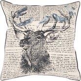 Chic Deer Pillow