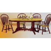 Sunset Selections Butterfly Dining Table