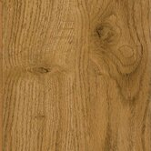 "Luxe Jefferson Oak 6"" x 36"" Vinyl Plank in Golden"