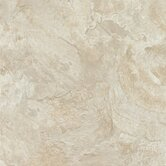 Alterna Mesa Stone 16&quot; x 16&quot; Vinyl Tile in Chalk