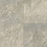 Alterna Reserve 16&quot; x 16&quot; Cuarzo Vinyl Tile in Pearl Gray