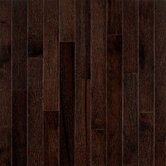 "American Treasures™ Strip 2-1/4"" Solid Hickory in Frontier Shadow"