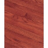 "Fulton™ Plank 3-1/4"" Solid Red / White Oak in Cherry"