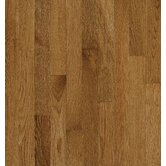 "Natural Choice™ Strip Low Gloss 2-1/4"" Solid White Oak in Spice"