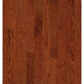 "Natural Choice™ Strip Low Gloss 2-1/4"" Solid White Oak in Amber"