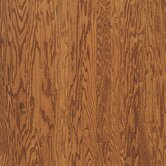 "Turlington™ Plank 5"" Engineered Red Oak in Gunstock"