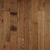 "Ellington™ Plank 3-1/4"" Solid Red / White Oak in Antique"