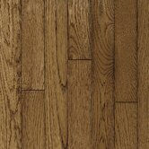 "Ascot Plank 3-1/4"" Solid Oak in Sable"