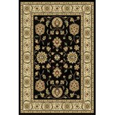 Paige Black/Wheat Thayer Rug