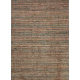 Hula Blue Stripe Rug