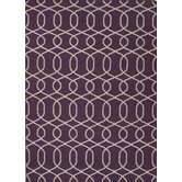 Urban Bungalow Pink/Purple Moroccan Rug