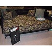 Pulsar Memory Foam Futon Mattress