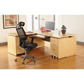SedinaAG Series Straight Front Executive Desk Shell