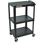 AmpliVox Sound Systems Utility Carts