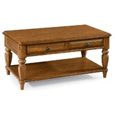 Bayfield Oak Condo Coffee Table