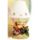 Treasure Island Table Lamp in Multicolor