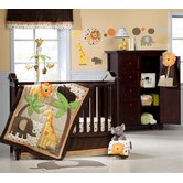 Sunny Safari Crib Bedding Collection