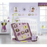 Elephant Patches Crib Bedding Collection