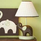Green Elephant Lamp