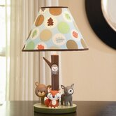 Forest Friends Lamp Base and Shade