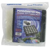 Carbon and Coarse Filter For Pond Master