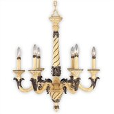 French Country 6 Light Chandelier
