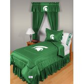 Michigan State University Comforter