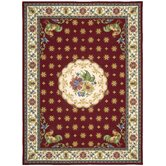 Country Heritage Chicken Novelty Rug