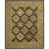 Nourison Black/Tan Rug