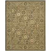 Nourison Tan Multi Rug
