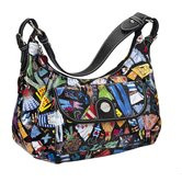 New Wardrobe Hobo Handbag