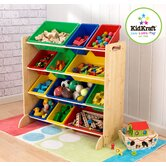 KidKraft Cubbies