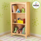 "Avalon 46"" H Bookcase in Natural"