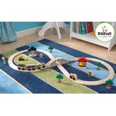 8 Figure Train Set