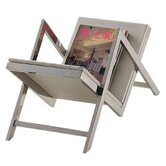 Armen Living Magazine Racks