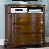 Mount Vintage 4 Drawer Media Chest