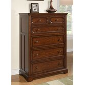Breton Square 6 Drawer Chest