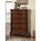 Mill Creek 5 Drawer Chest