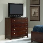 Bellaire 4 Drawer Media Chest