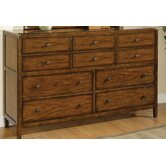 Storehouse 10 Drawer Dresser