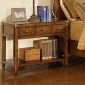 Storehouse 3 Drawer Nightstand