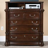 Granada 4 Drawer Media Chest