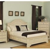 Hadley Pointe Panel Bed