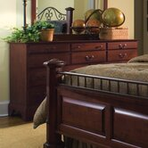 Brookside Ten Drawer Dresser
