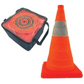 Pack And Pop Collapsible Cone With Feet