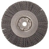 "Anderlon™ DM-A Silicon-Carbide Non-Metallic Multi-Duty Brushes - dm3a 3"" dia. multi-dutywheel 1/2""-3/8"" ah"